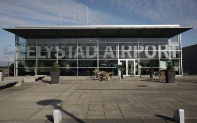 Het vliegveld verhaal