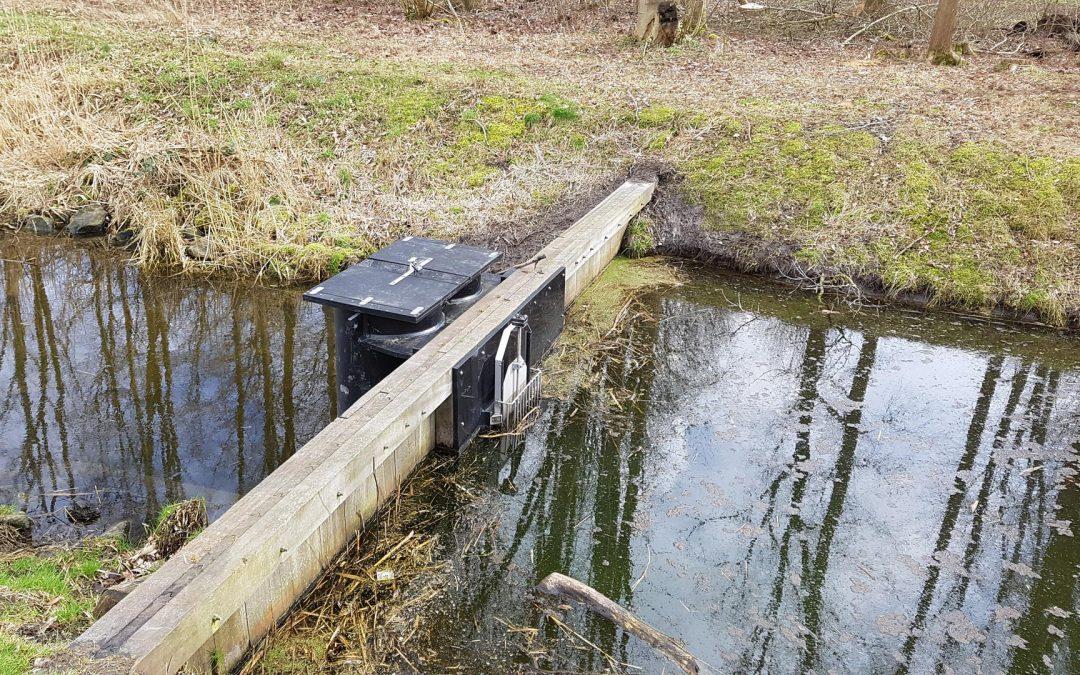 Voortgang waterbeheer