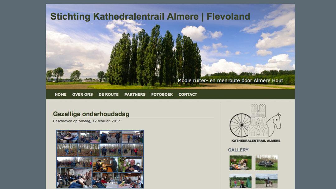 Stichting Kathedralentrail Almere